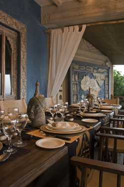 Alfajiri villas for Arredi ville