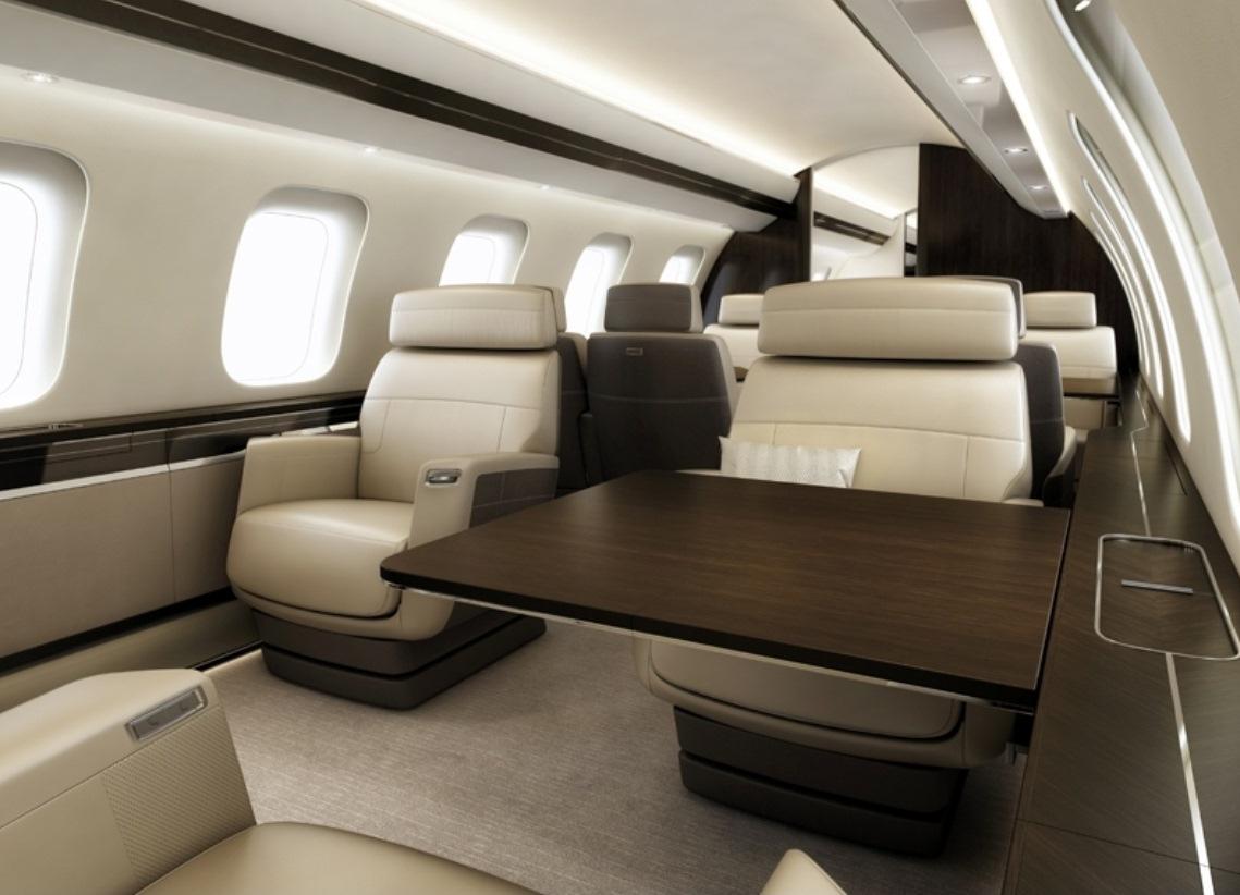 Global 7000 etc exclusive travel consulting for Grandi jet privati in cabina