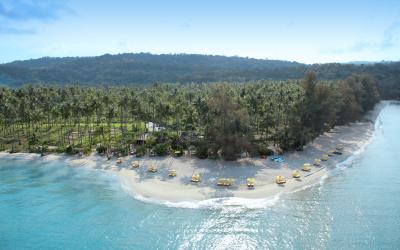 Thailandia – Koh Kood, Soneva Kiri Resort
